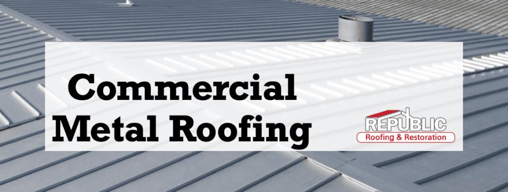 Commercial Metal Roofing Contractor Memphis TN