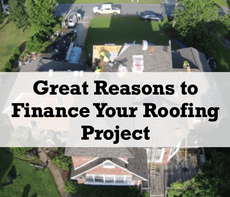 New Roof Financing in Memphis TN